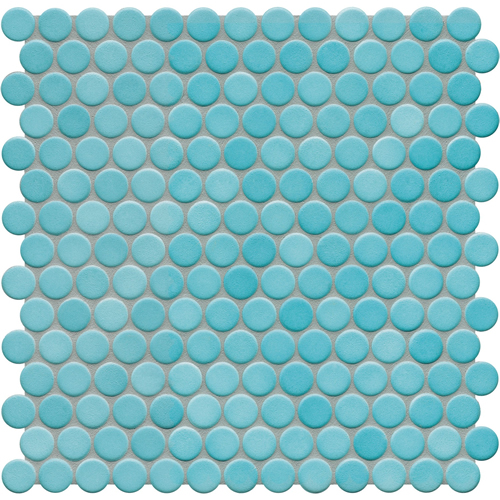 Мозаика Jasba-Loop Secura floor aqua blue